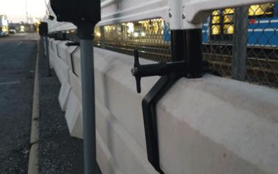 Justerbar GP-Link tving - Svart