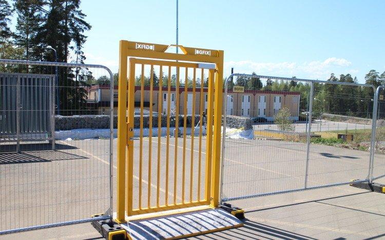 AccessSafe Mobil Gånggrind