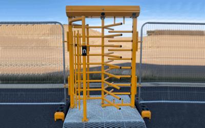 AccessSafe Rotationsgrind 1450